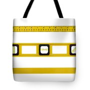 On The Level Tote Bag