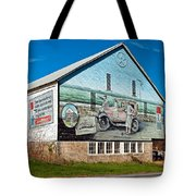 On The Lincoln Highway Tote Bag