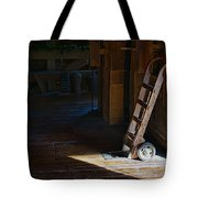 On The Loading Dock Tote Bag