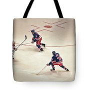 On The Offense Tote Bag