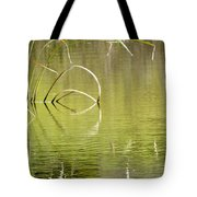 On The Pond Tote Bag