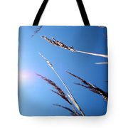 On The Prairie #12 Tote Bag