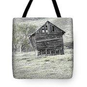 On The Prairie Tote Bag