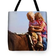 On The Ranch Tote Bag