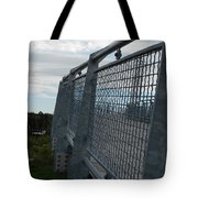 On The Riverfront 1 Tote Bag