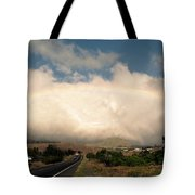 On The Road To Hilo Tote Bag