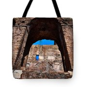 On The Ruins Of An Emipire Tote Bag