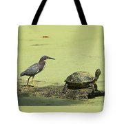 On The Same Limb Tote Bag