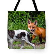 On The Scent Tote Bag