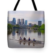 On The Schuylkill Tote Bag