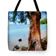 On The Shore 1. Mauritius Tote Bag