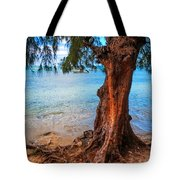 On The Shore. Mauritius Tote Bag