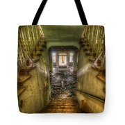 On The Side Tote Bag