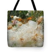On The Soft Pillow Tote Bag