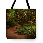 On The Trail To .... Tote Bag