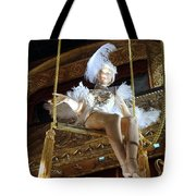 On The Trapeze Tote Bag