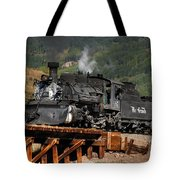 On The Trestle Tote Bag