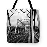 On The Washingtons Crossing Bridge Tote Bag