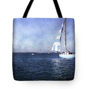 On The Water 3 - Venice Tote Bag