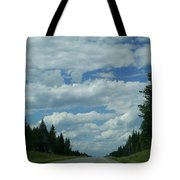 On The Way Again Tote Bag