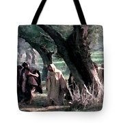On The Way To Gethsemane Tote Bag