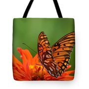 On The Wings Of A Butterfly Tote Bag