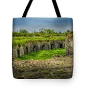 On Top Of Fort Macomb Tote Bag