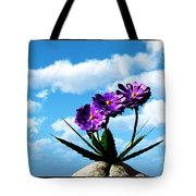 On Top Of The World... Tote Bag