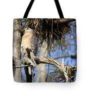 On Watch Tote Bag
