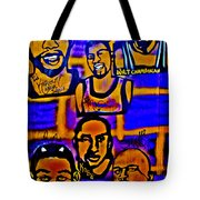Once A Laker... Tote Bag