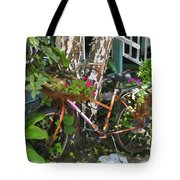 Once A Nice Ride Tote Bag