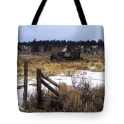 Once A Shelter Tote Bag