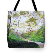 Once Around The Park Tote Bag