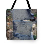 Once Known Tote Bag