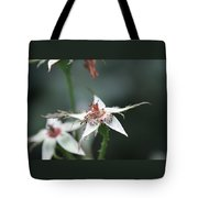 Once So Vibrant Rose Tote Bag