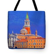 Once Upon A City Tote Bag