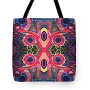 Once Upon A Time 2 - The Joy Of Design Xlll Arrangement Tote Bag
