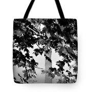 Once Upon A Time In Bw Tote Bag