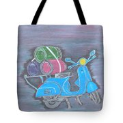 Once Upon A Time In India.. Tote Bag
