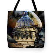 Once Upon A Time On A Warm Summers Night In San Francisco 5d22548 Tote Bag