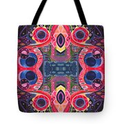 Once Upon A Time - The Joy Of Design Xlll Arrangement Tote Bag