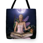 Once Upon A Time There Was . . .  Tote Bag