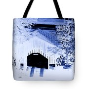 Once Upon A Winter's Eve Tote Bag