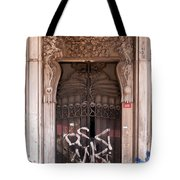 Once Was Splendid Tote Bag