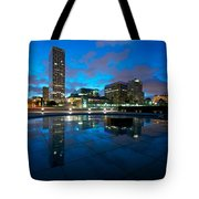 One Above Tote Bag