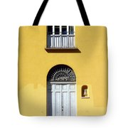 One Above The Other Tote Bag