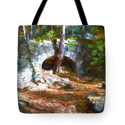 One Always Has To Be Different Tote Bag