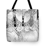 One And All Tote Bag