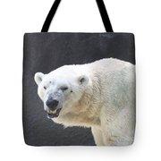 One Angry Polar Bear Tote Bag