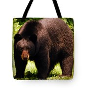 One Big Bad Momma Tote Bag by Lori Tambakis